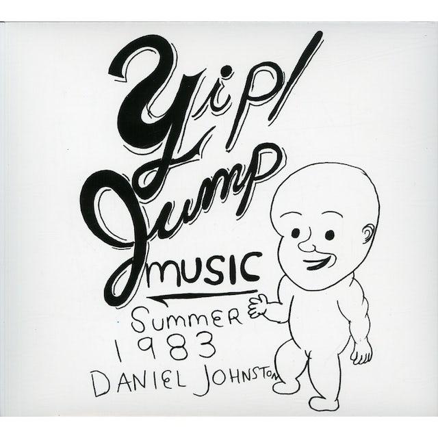 Daniel Johnston YIP JUMP MUSIC CD