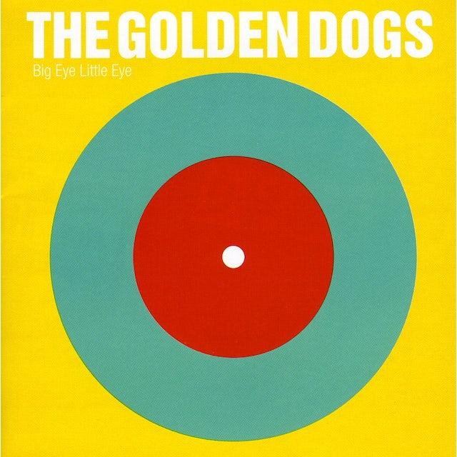 Golden Dogs BIG EYE LITTLE EYE CD