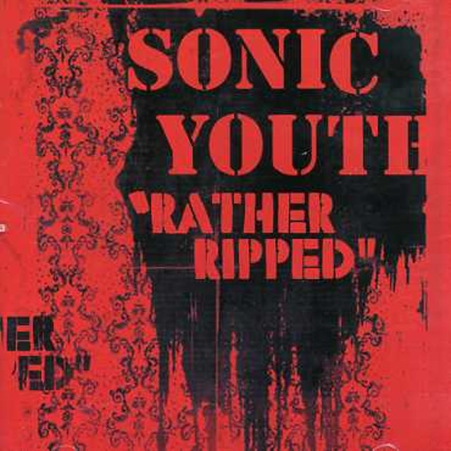 Sonic Youth RATHER RIPPED CD