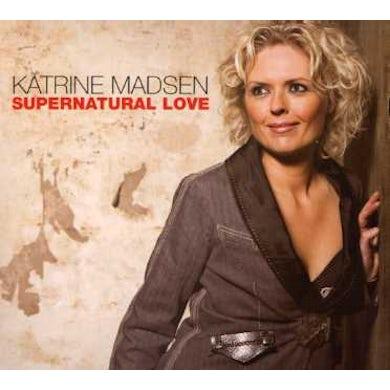 Katrine Madsen SUPERNATURAL LOVE CD