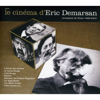 LE CINEMA D'ERIC DEMARSAN CD