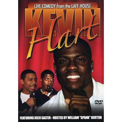 Kevin Hart LIVE COMEDY FROM THE LAFF HOUS DVD