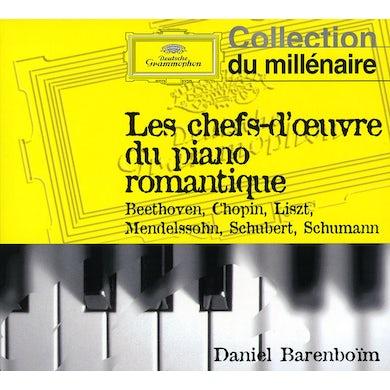Daniel Barenboim MASTERPIECES OF THE ROMANTIC PIANO CD