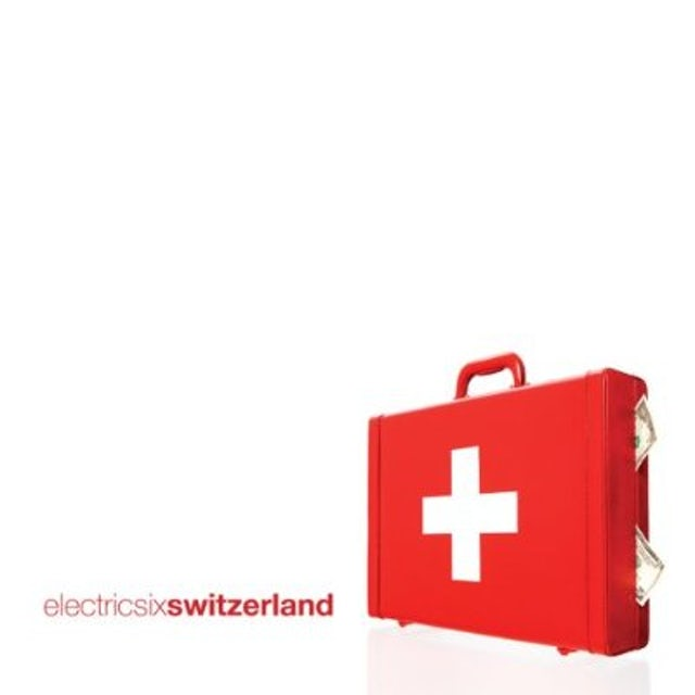 Electric Six SWITZERLAND CD