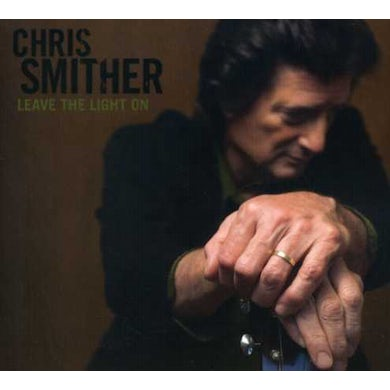 Chris Smither LEAVE THE LIGHT ON CD