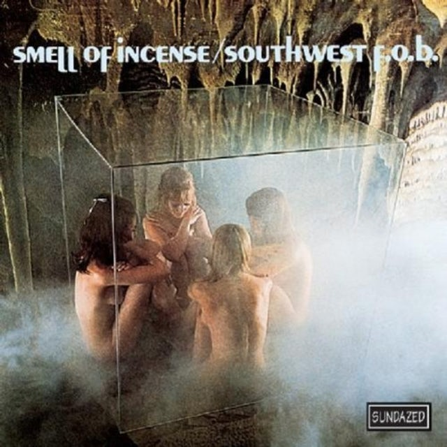 Southwest Fob SMELL OF INCENSE Vinyl Record