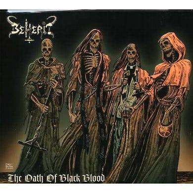 Beherit OATH OF THE BLACK BLOOD CD