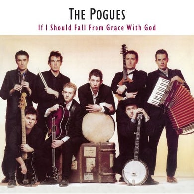 The Pogues IF I SHOULD FALL FROM GRACE WITH GOD CD