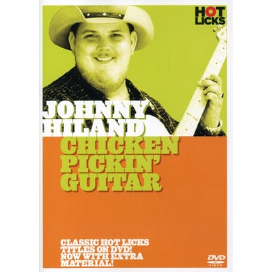 CHICKEN PICKIN GUITAR DVD