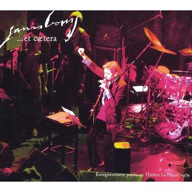 Serge Gainsbourg ET CAETERA: AU THEATRE LE PALACE 1979 CD