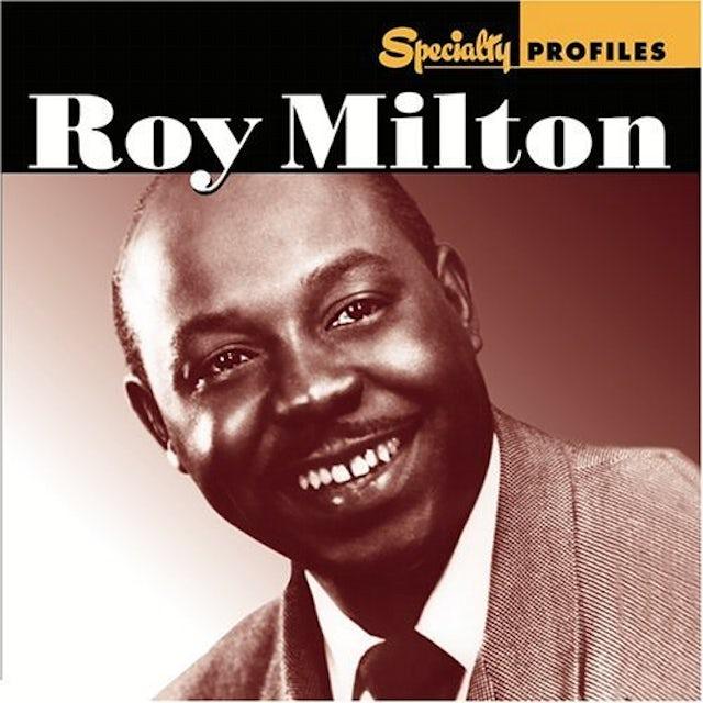 Roy Milton SPECIALTY PROFILES CD