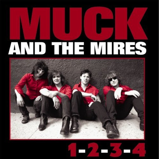 Muck & The Mires 1-2-3-4 CD