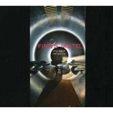 Finn's Motel ESCAPE VELOCITY CD