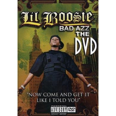 Boosie Badazz BAD AZZ DVD
