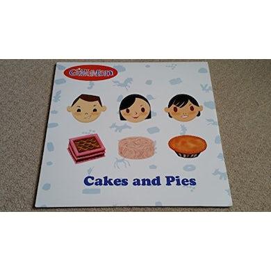 Cinnamon CAKES & PIES Vinyl Record