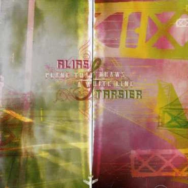 Alias & Tarsier PLANE THAT DRAWS A WHITE LINE CD