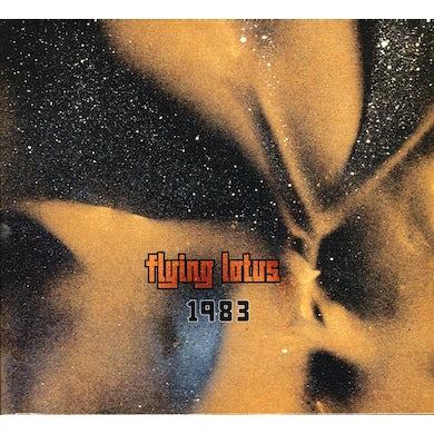 Flying Lotus 1983 CD