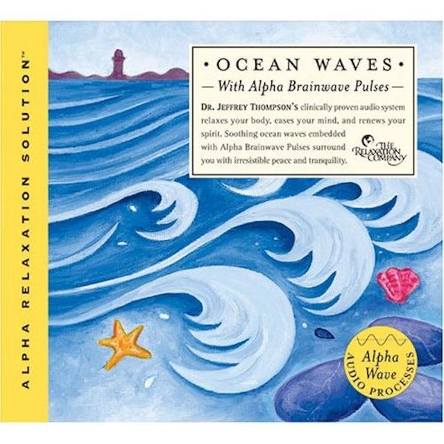 Jeffrey Thompson OCEAN WAVES CD