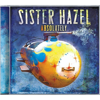 SISTER HAZEL ABSOLUTELY CD