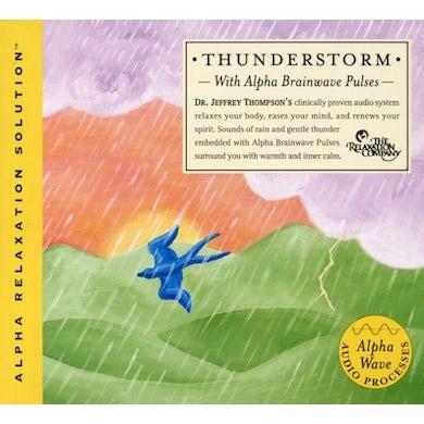 Jeffrey Thompson THUNDERSTORM CD