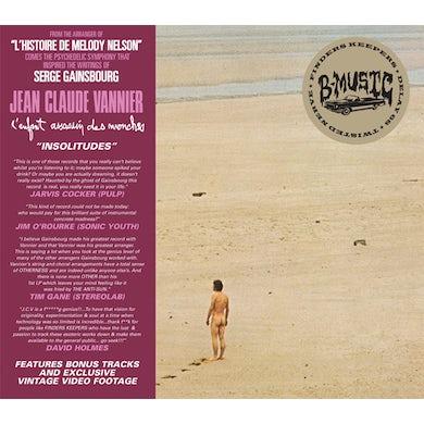 Jean-Claude Vannier L'ENFANT ASSASSIN DES MOUCHES CD