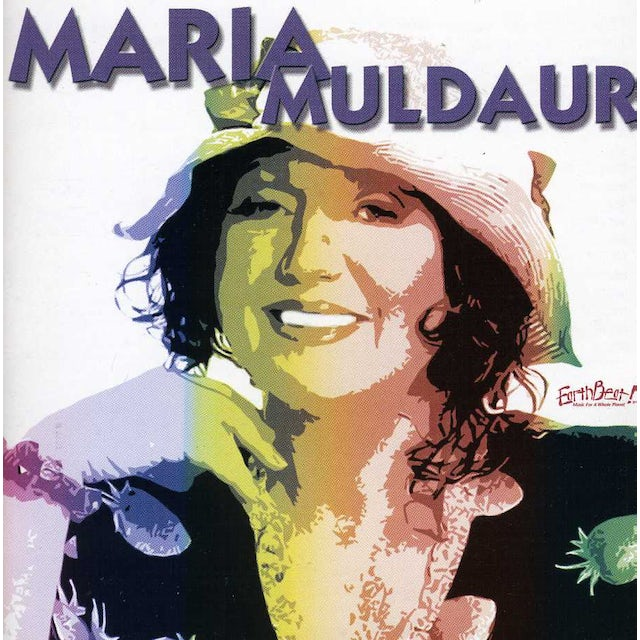 SONGS FOR THE YOUNG AT HEART: MARIA MULDAUR CD