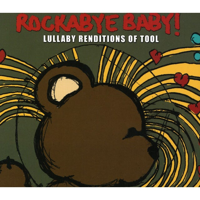 Rockabye Baby LULLABY RENDITIONS OF TOOL CD