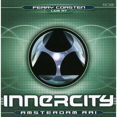 Ferry Corsten LIVE AT INNERCITY CD