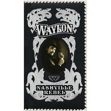 Waylon Jennings NASHVILLE REBEL CD