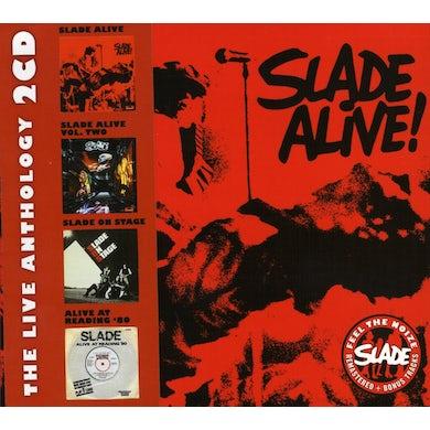 SLADE LIVE: THE LIVE ANTHOLOGY CD