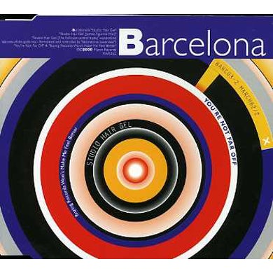 Barcelona STUDIO HAIR GEL CD