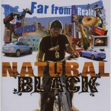 FAR FROM REALITY CD