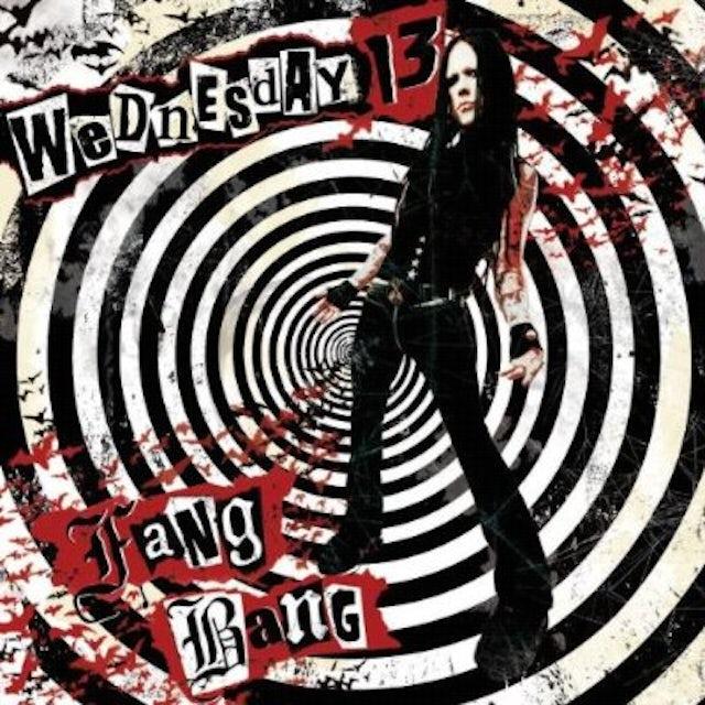 Wednesday 13 FANG BANG CD