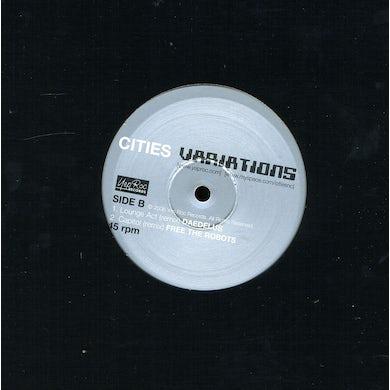 Cities VARIATIONS Vinyl Record