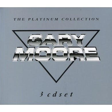 Gary Moore PLATINUM COLLECTION CD