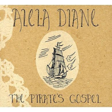Alela Diane PIRATE'S GOSPEL CD