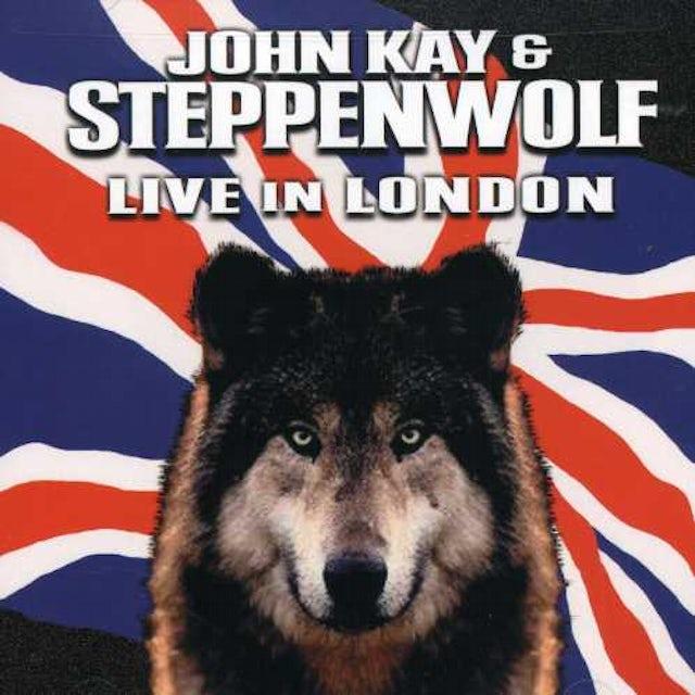 John Kay & Steppenwolf LIVE IN LONDON CD