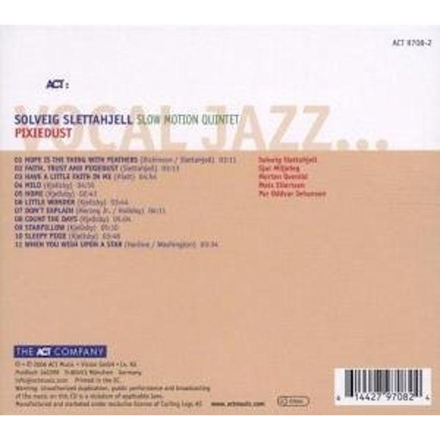 Solveig Slettahjell PIXIEDUST CD