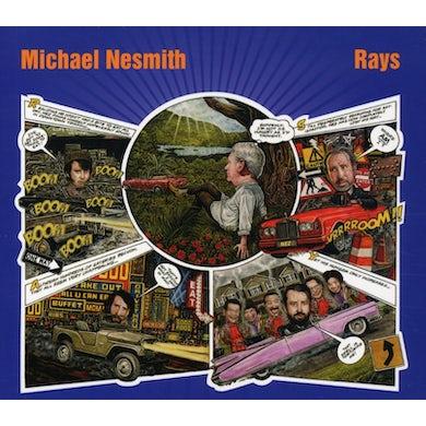 Michael Nesmith RAYS CD