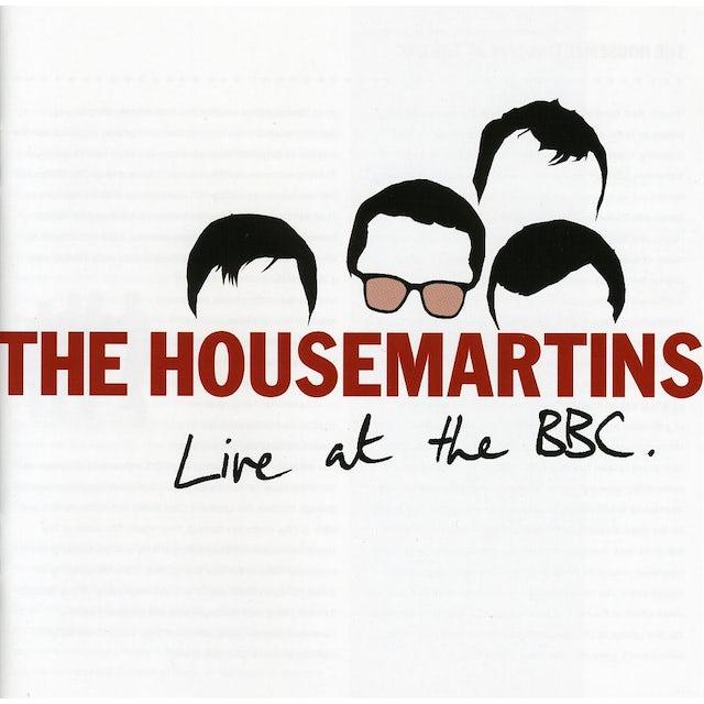 Housemartins LIVE AT THE BBC CD