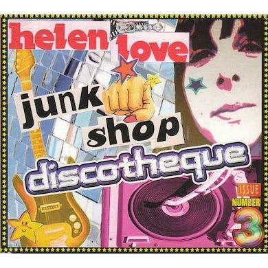 Helen Love JUNK SHOP DISCOTHEQUE Vinyl Record