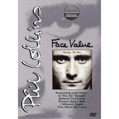 Phil Collins FACE VALUE: CLASSIC ALBUM DVD