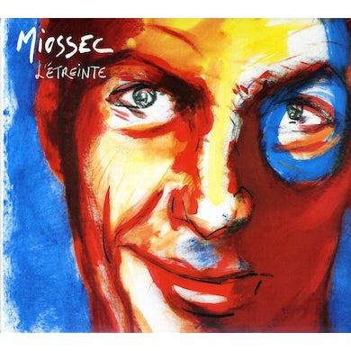 Miossec L'ETREINTE CD