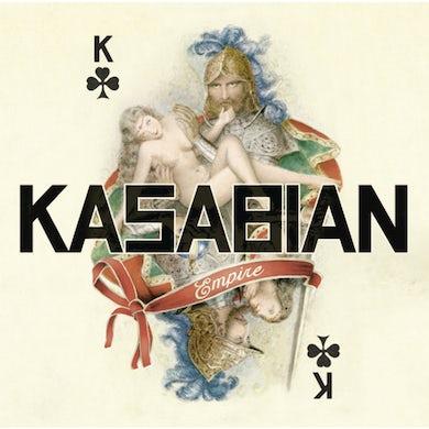 Kasabian EMPIRE CD