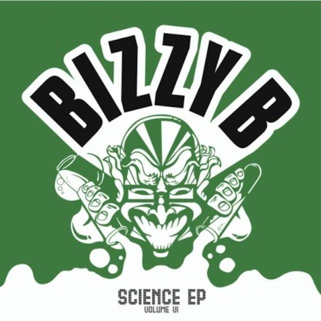 Bizzy B SCIENCE 6 EP Vinyl Record