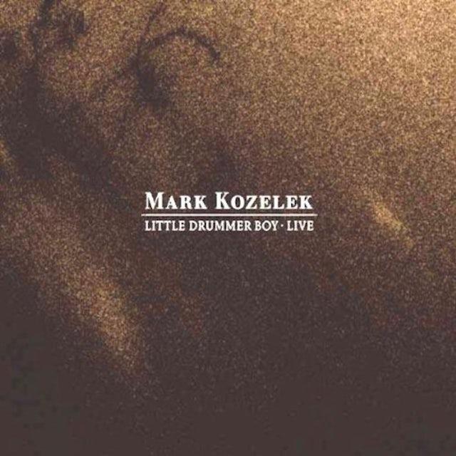 Mark Kozelek LITTLE DRUMMER BOY LIVE CD