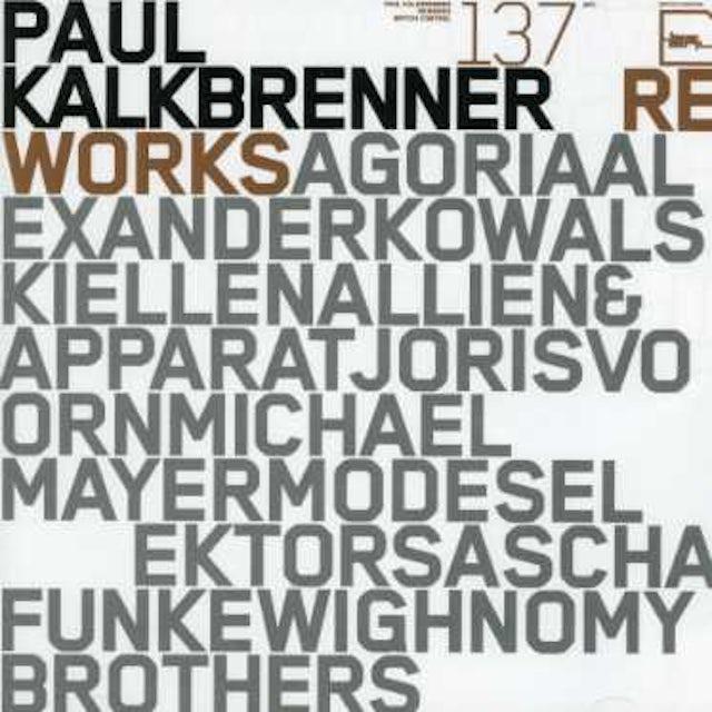 Paul Kalkbrenner REWORKS CD