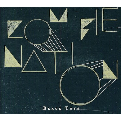 Zombie Nation BLACK TOYS CD