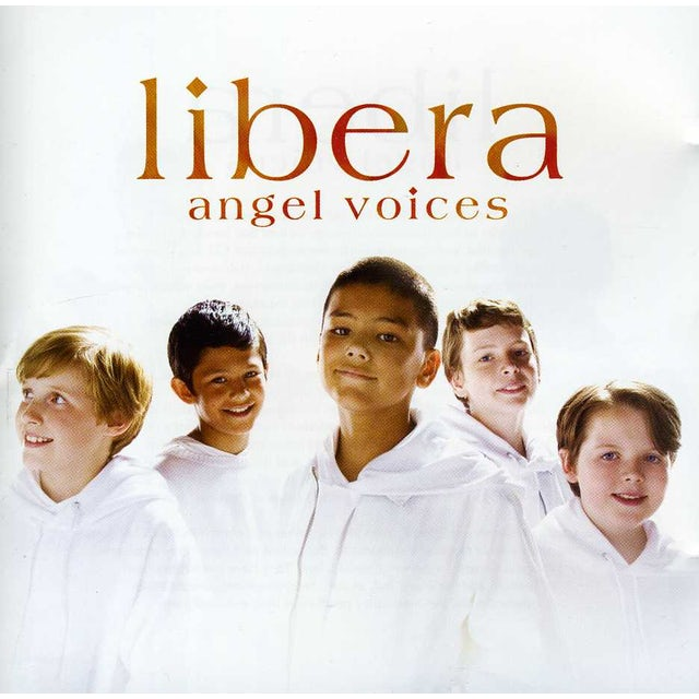 Libera ANGEL VOICES CD