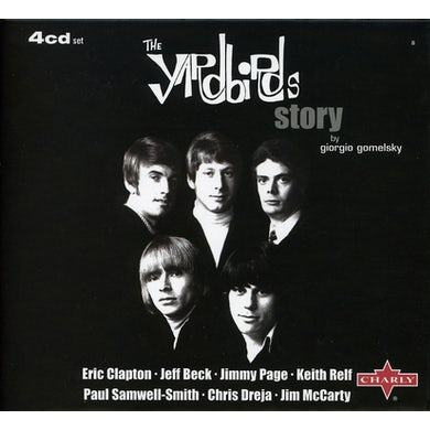 The Yardbirds STORY CD